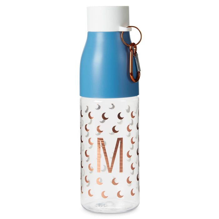 monogram water bottle southwest collection posh and pop