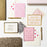 notecards-stationery-pink-gold-party-handwritten-posh-and-pop