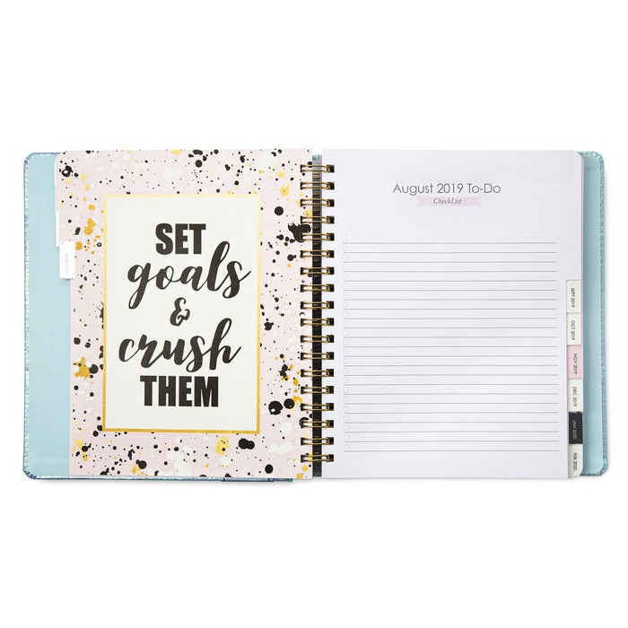 choose happy planner, quote page