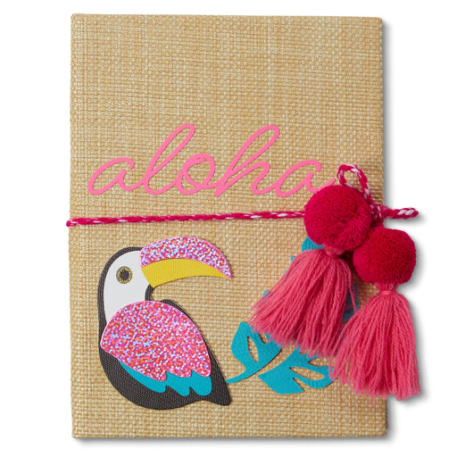 aloha tropical bound journal posh and pop