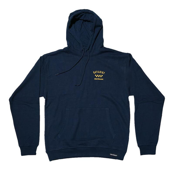 Day in the Dirt - Fasthouse Hoodie (Navy)