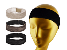 Afbeelding in Gallery-weergave laden, Sticky Velvet Headband - secure your Easy Wrap Turban