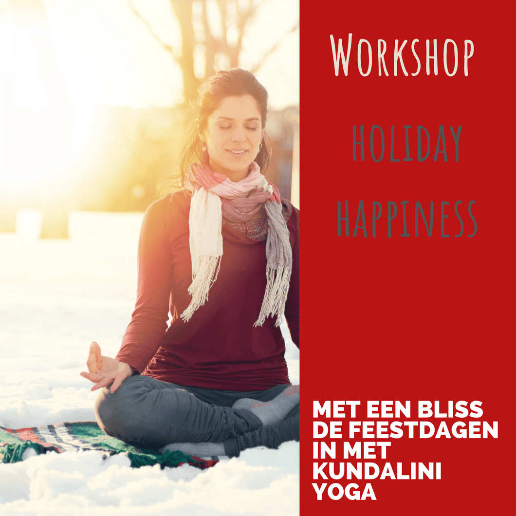 YOGA WORKSHOP - Holiday Happiness -