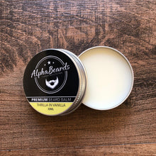 Load image into Gallery viewer, Alpha Beards Premium Beard Balm Thrilla In Vanilla 30ml / 1fl oz
