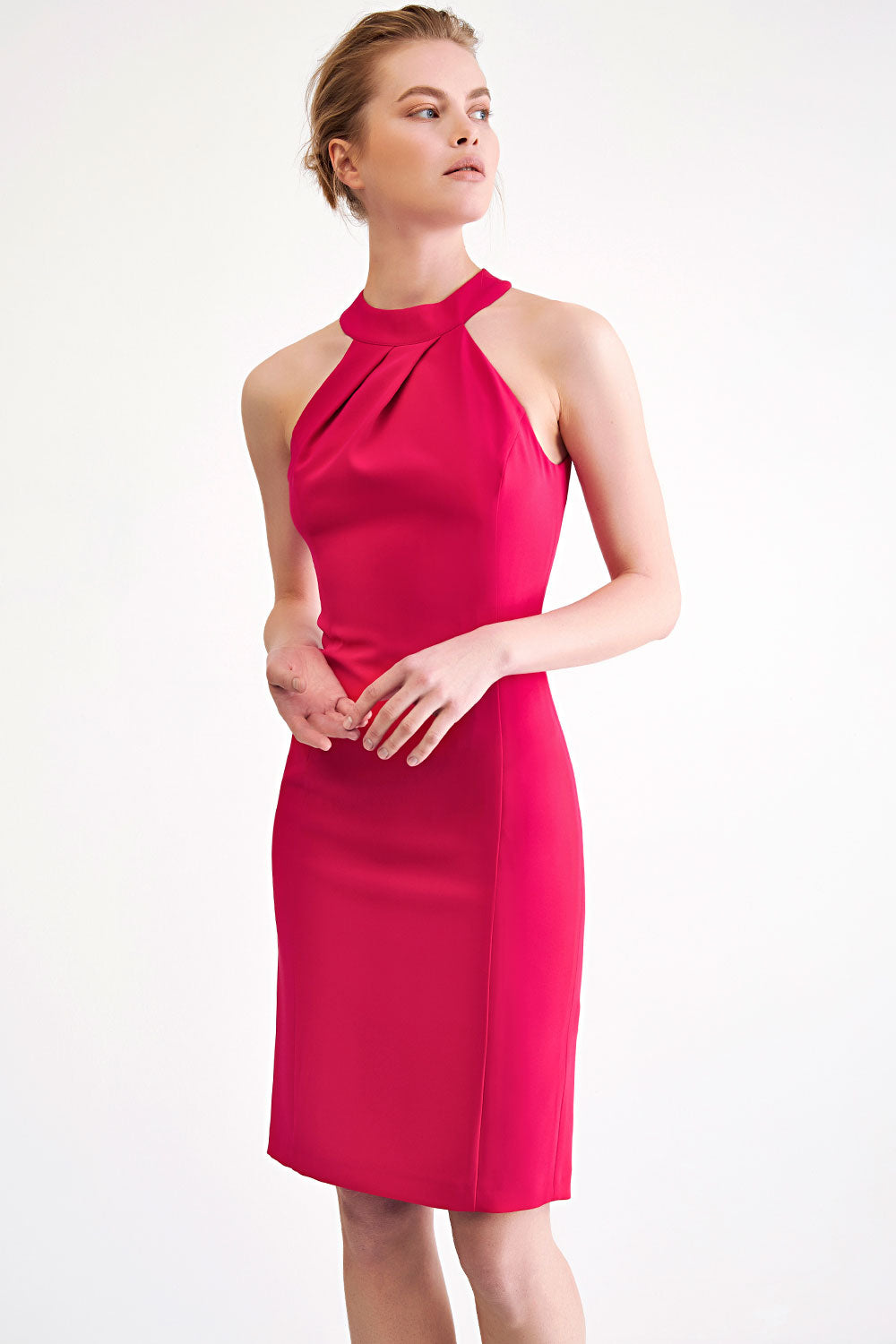 Sexy in The City- Halter Neck Dress