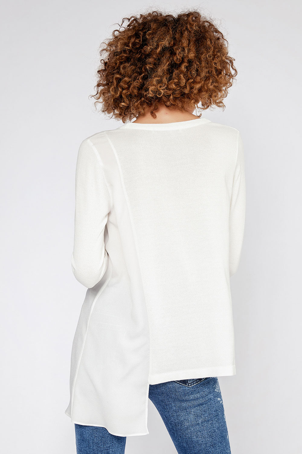 Underwater Aura- Knit Wear Blouse