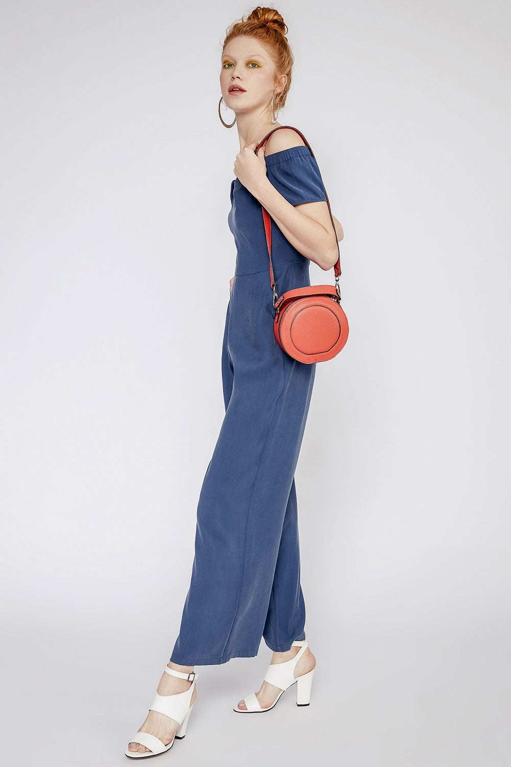 Chambray Life- Jumpsuit