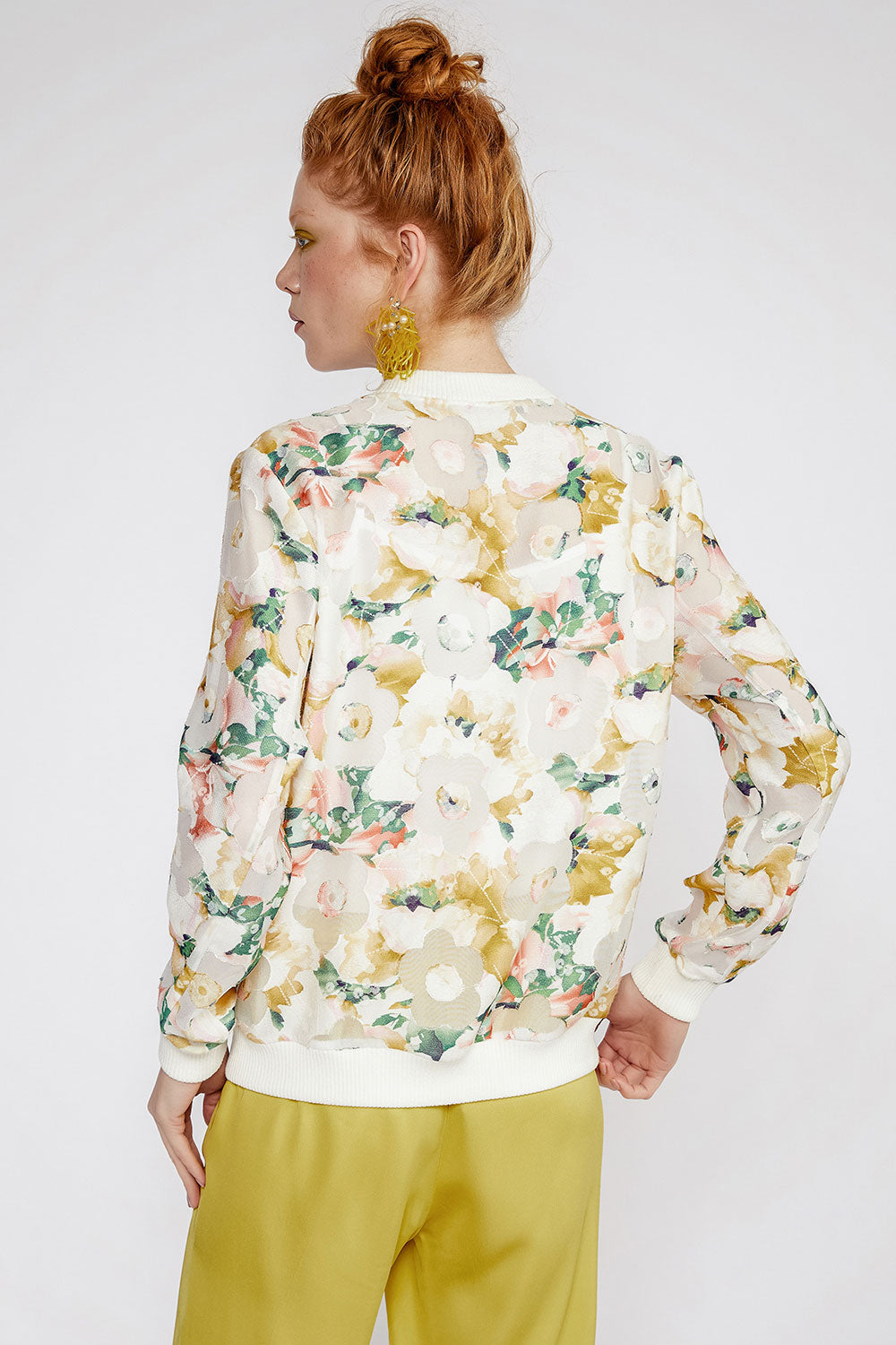 Fiesta- Crop Jacket