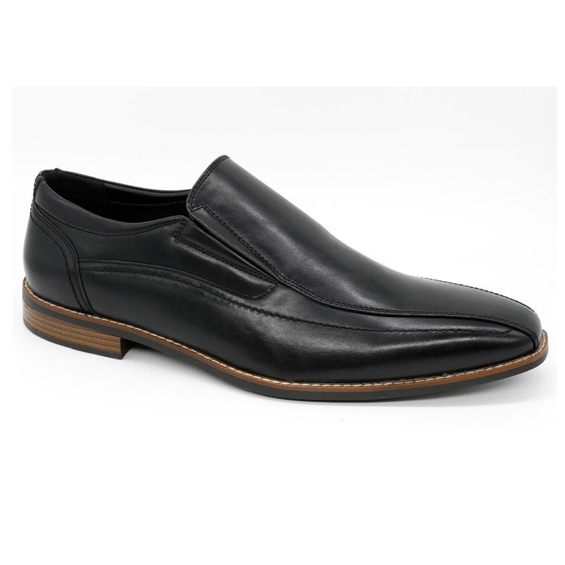 D555 Slip On Formal Shoe - KS24155 - Jonas - Black