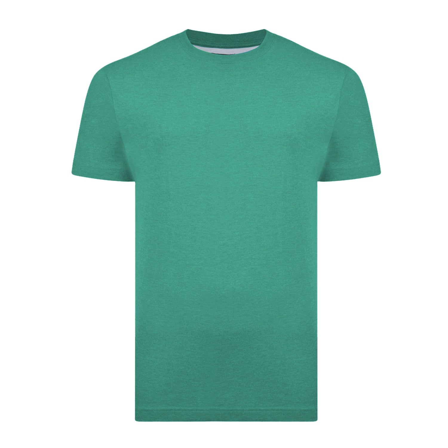 Kam Plain Round Neck T-Shirt - KBS 500S - Breeze 1