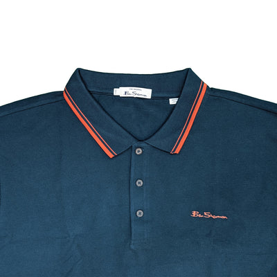 Ben Sherman Signature Polo - 0059310IL - Lake 2
