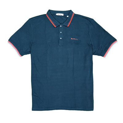 Ben Sherman Signature Polo - 0059310IL - Lake 1