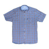 Ben Sherman S/S Shirt - 0061429IL - Persian Blue 2