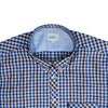 Ben Sherman S/S Shirt - 0061429IL - Persian Blue 3