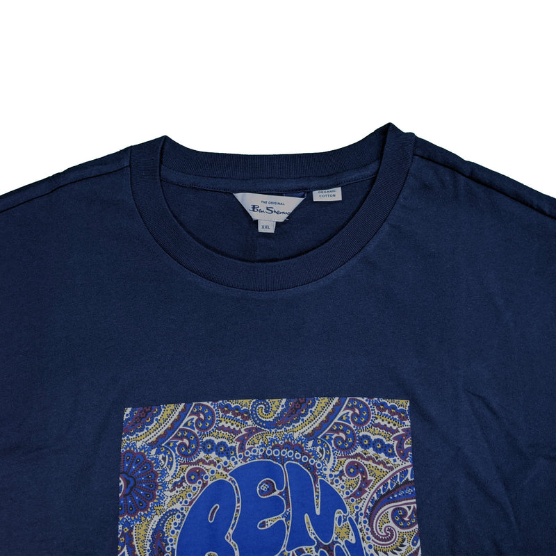 Ben Sherman T-Shirt - 0061657IL - Dark Navy 1