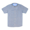Ben Sherman S/S Shirt - 0063472IL - Lake Blue 2