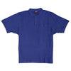Espionage Plain Polo - P074A - Royal 1
