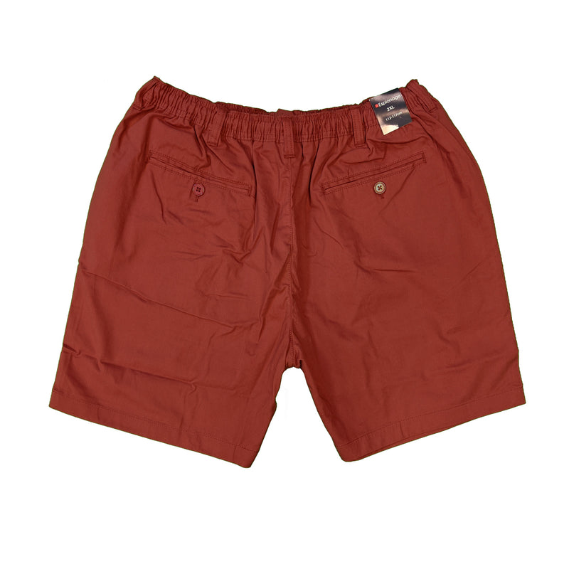 Espionage Rugby Shorts - ST019 - Terracotta 1