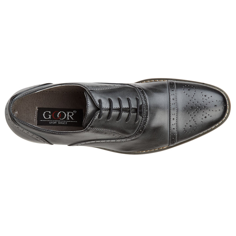 Goor Shoes - M516 - Black 1