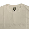 Kam Plain Round Neck T-Shirt - KBS500 - White 2