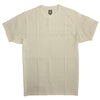 Kam Plain Round Neck T-Shirt - KBS500 - White 3