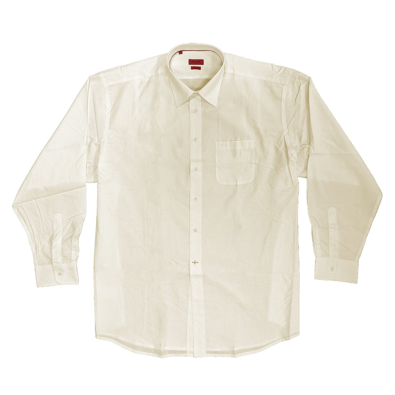 Pierre Cardin L/S Shirt - PC9000 - Cream 1