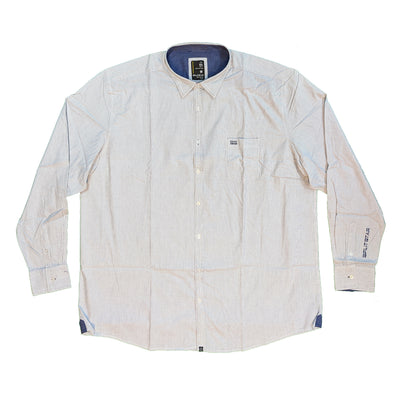 Splitstar L/S Shirt - KS1057 - Rome - Grey 2