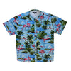 Subterfuge Hawaiian S/S Shirt - SH172 - Blue 2