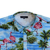 Subterfuge Hawaiian S/S Shirt - SH172 - Blue 3