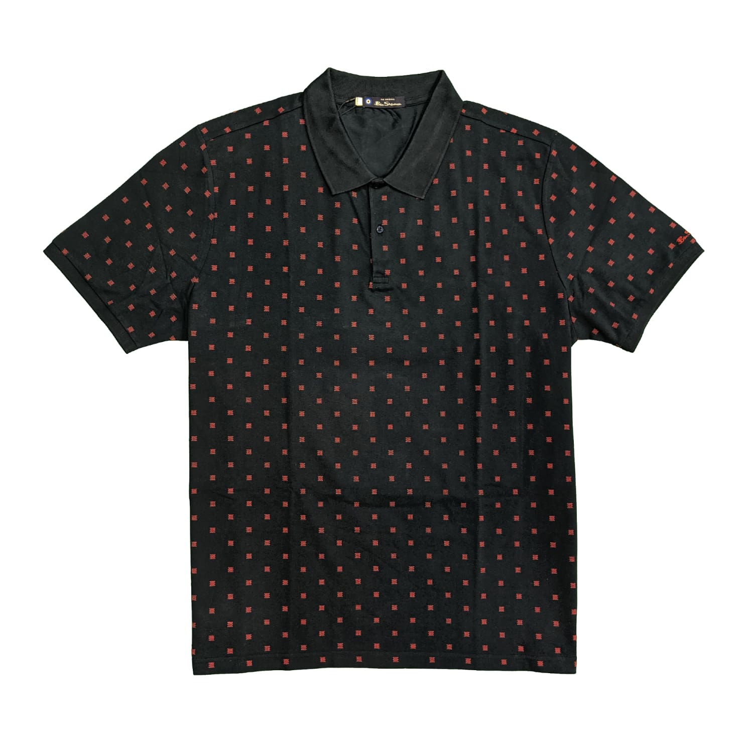 Ben Sherman Polo - 0055902LI - Dark Navy 1