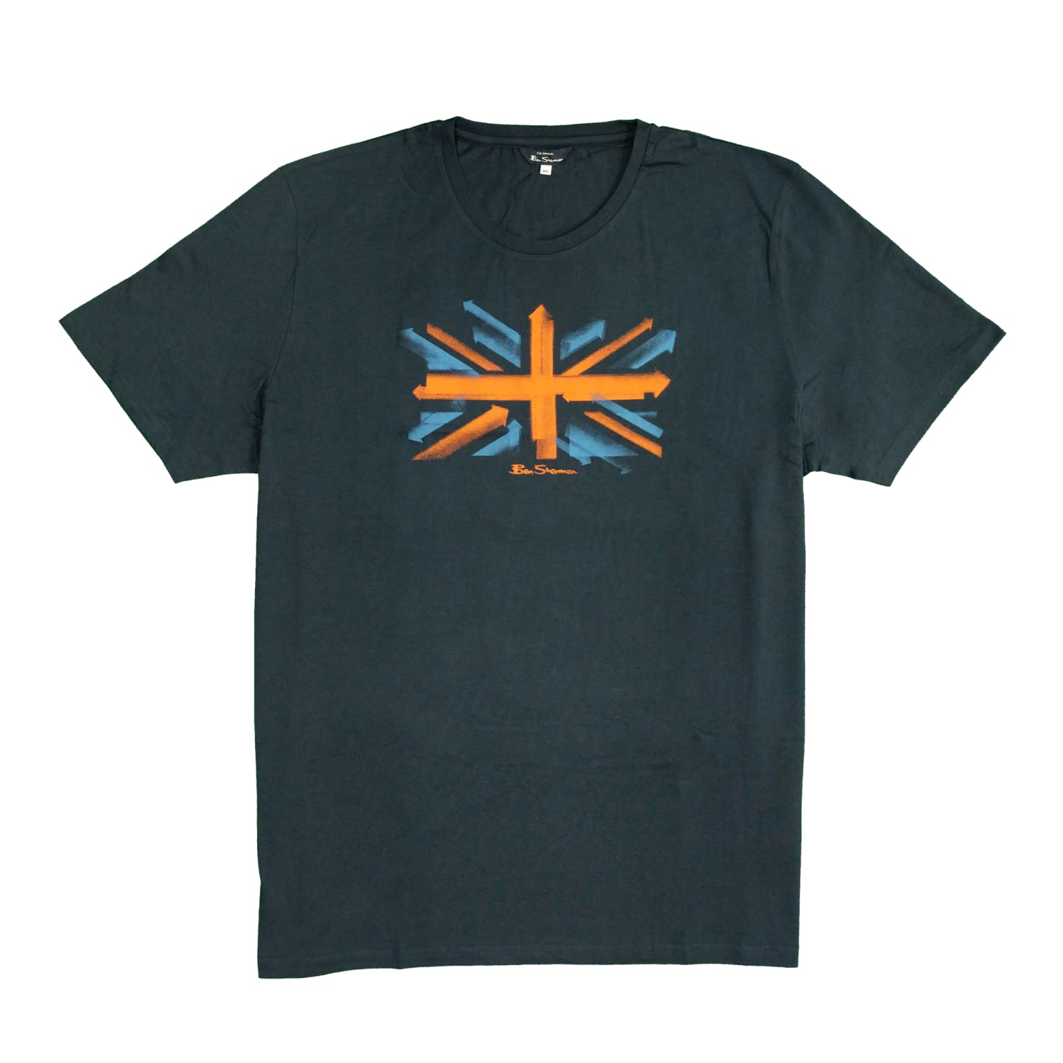 Ben Sherman T-Shirt - 0057872LI - Dark Navy 1