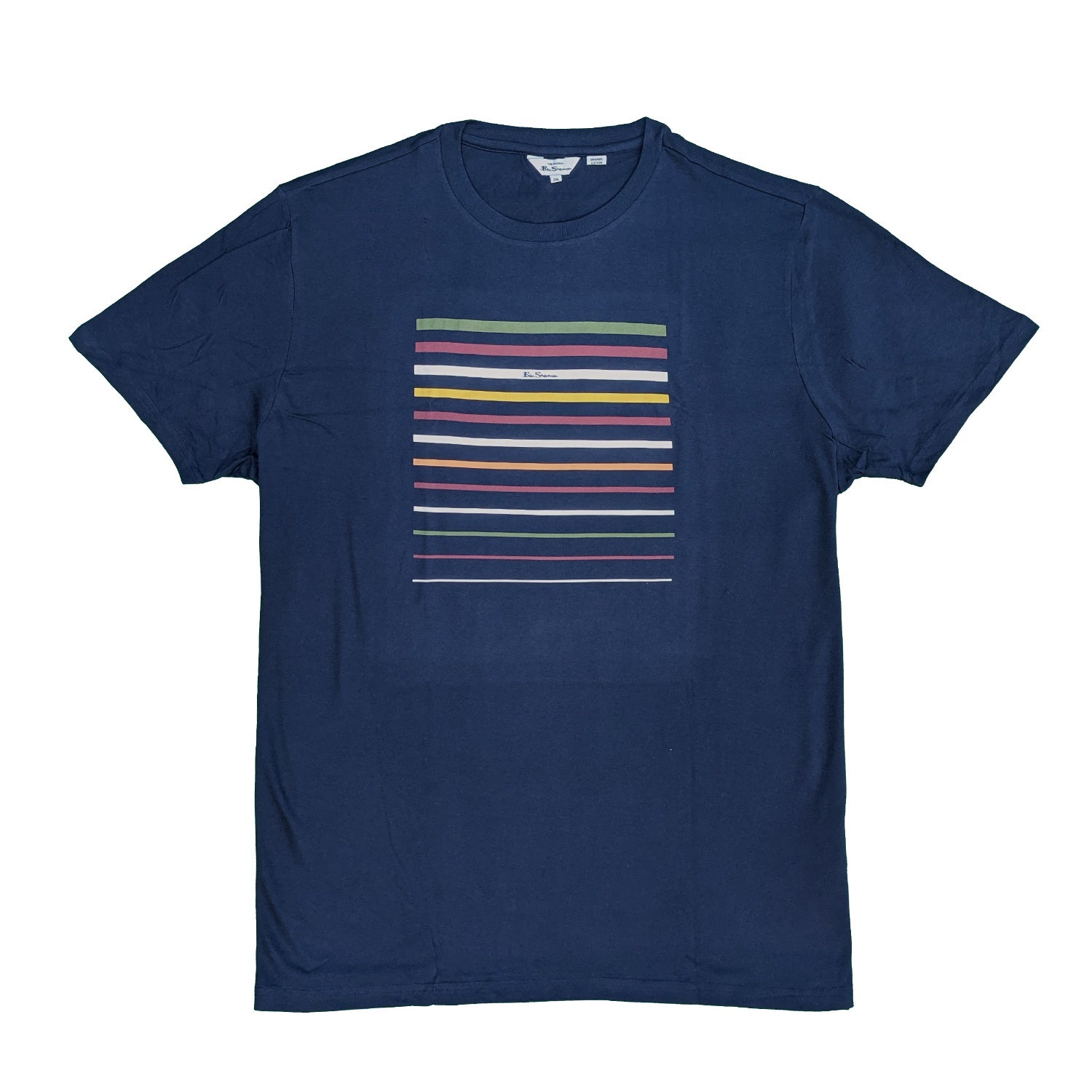 Ben Sherman T-Shirt - 0061643IL - Dark Navy 1
