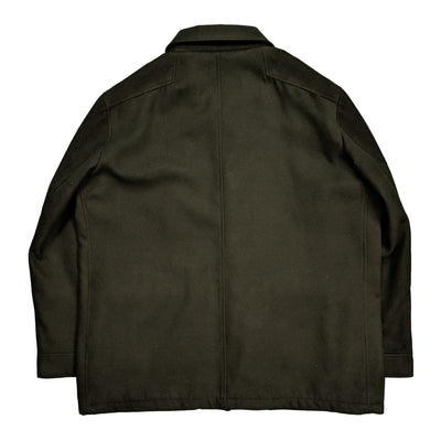 Carabou Coat - Cambridge - Black 3