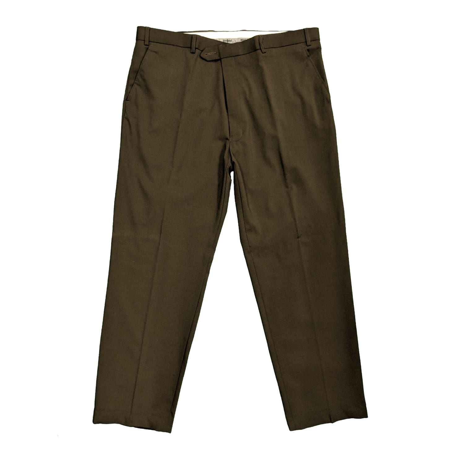 Carabou Trousers - GPWL - Brown 1