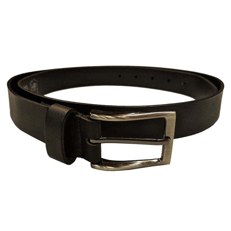 Charles Smith Leather Belt - 30015 - Black 1