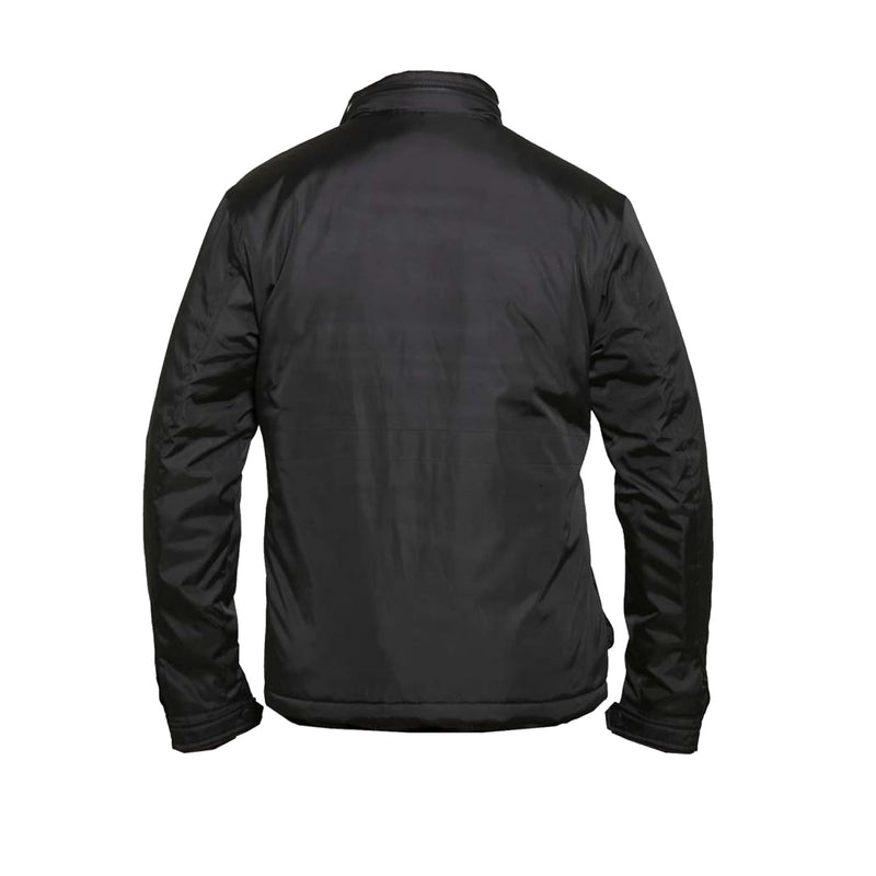 D555 Coat - KS30323 - Brentford - Black 1