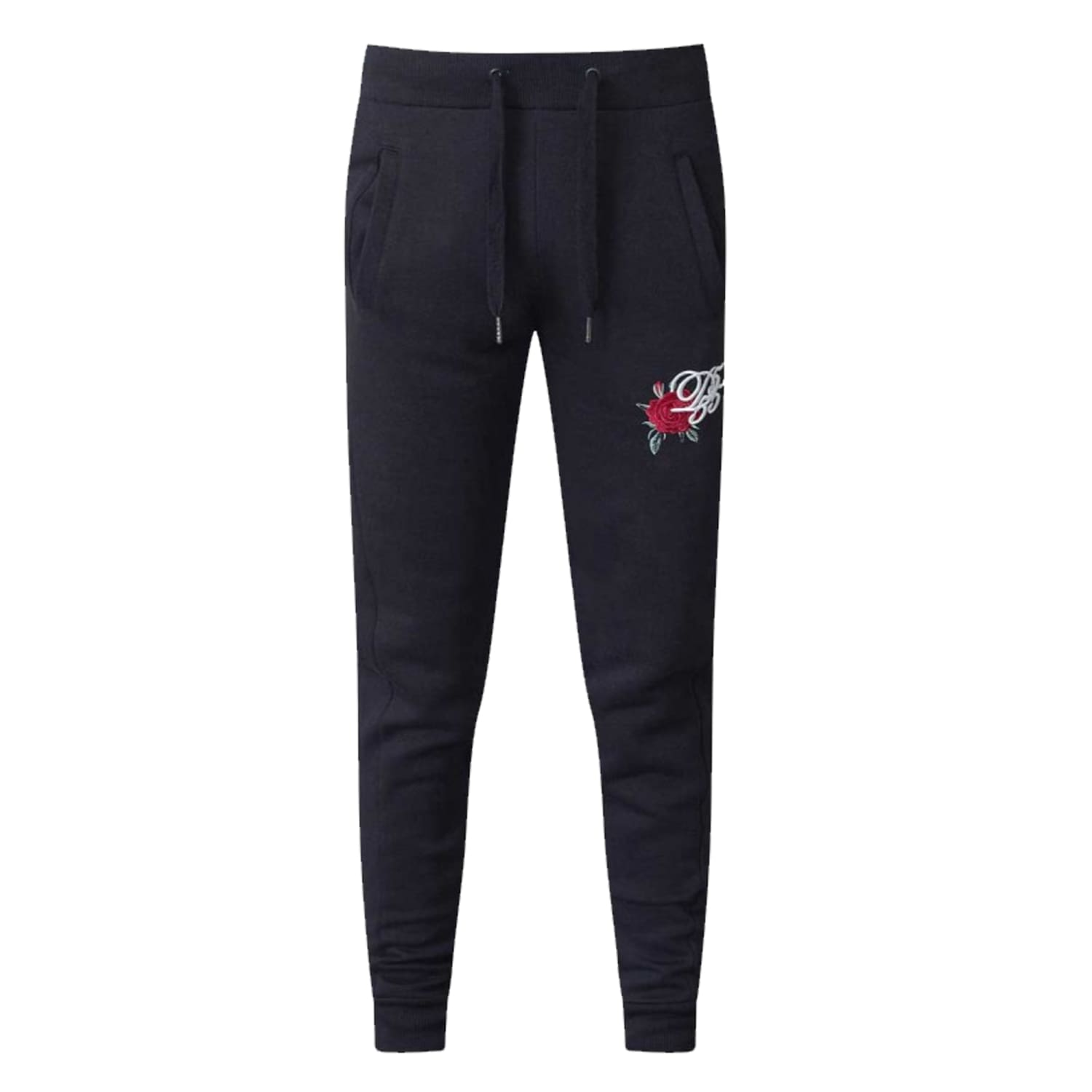 D555 Joggers - KS14125 - Matt - Black 1