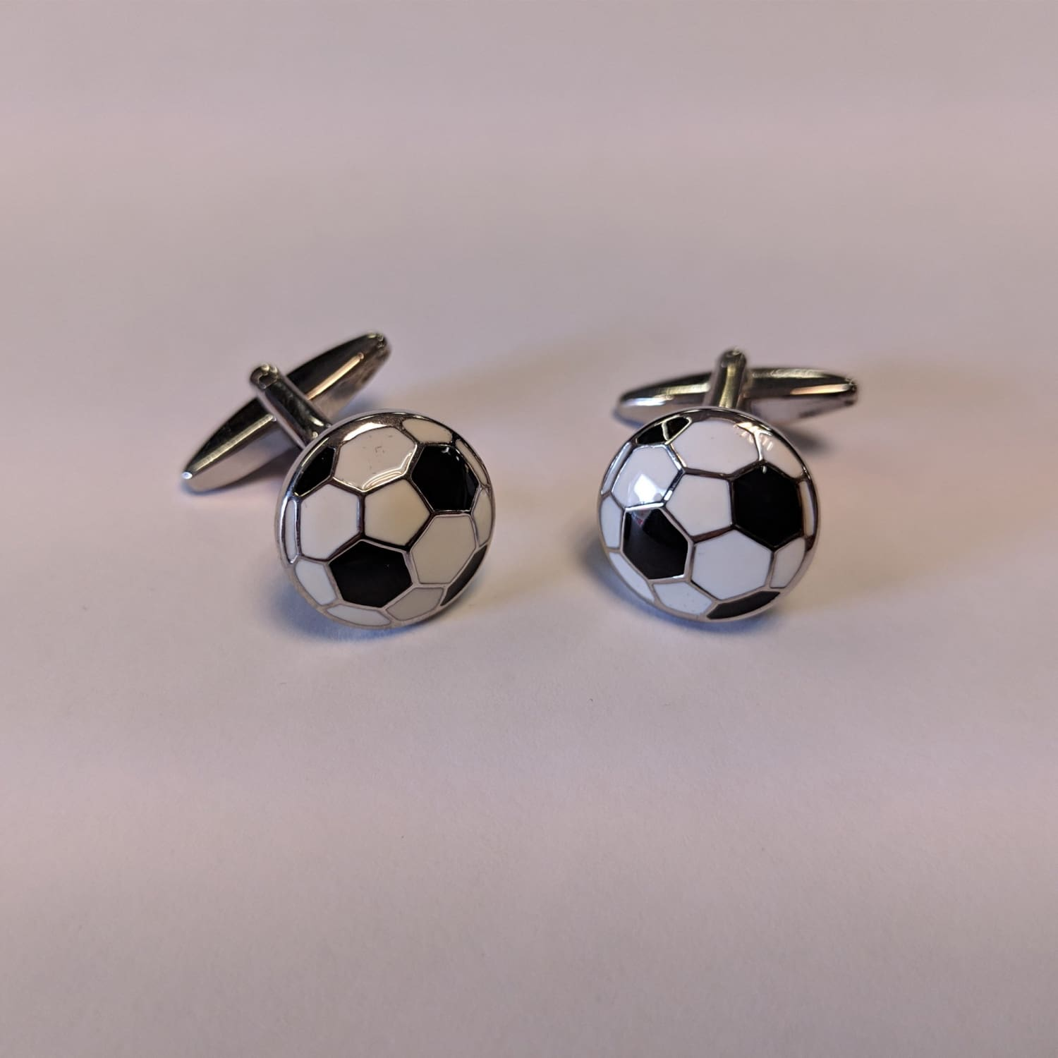 DAlterio Cufflinks - Football 1