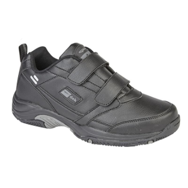 Dek Trainers - T376 - Ohio - Black 1