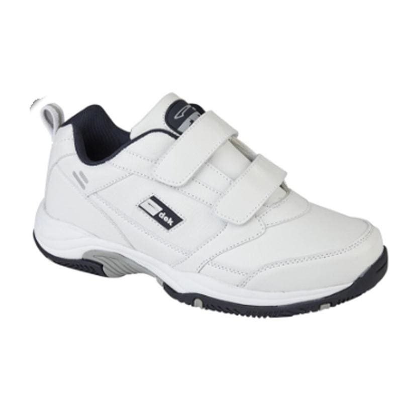 Dek Trainers - T376 - Ohio - White 1