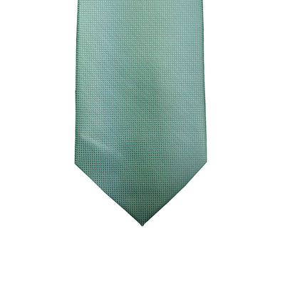 Double Two Tie - DF0528 - Aqua 2