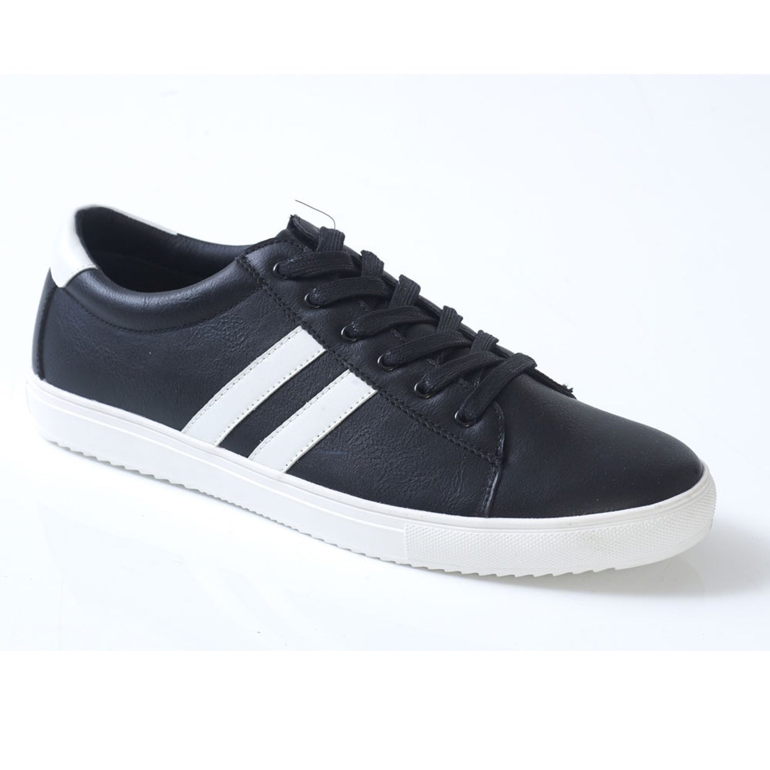 D555 Trainers - KS24109 - Floyd - Black 1