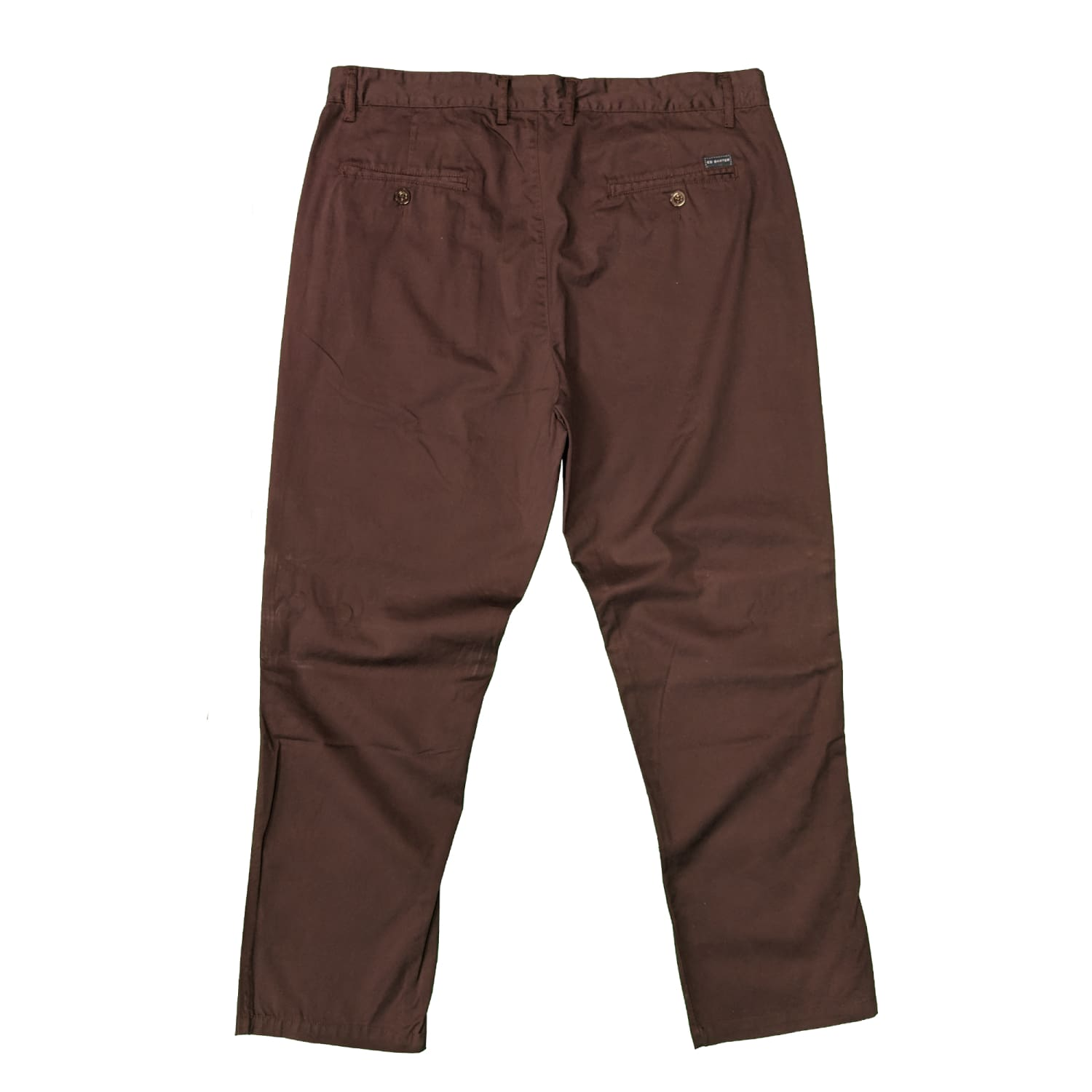 Ed Baxter Chinos - EB281 - Huckleberry 1