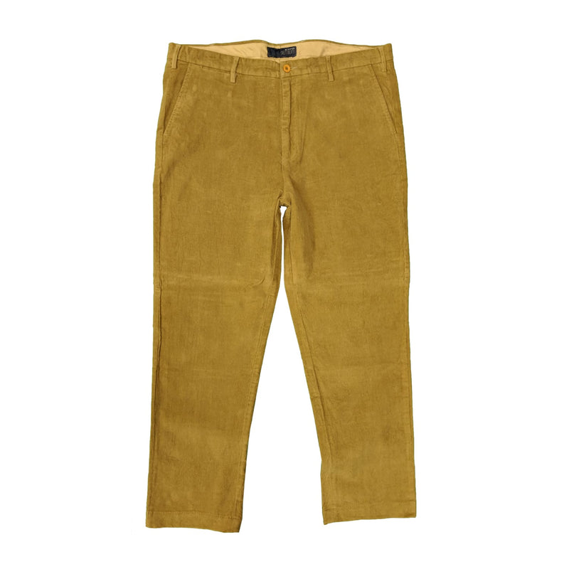 Ed Baxter Stretch Cords - EB222 - Dull Gold 1