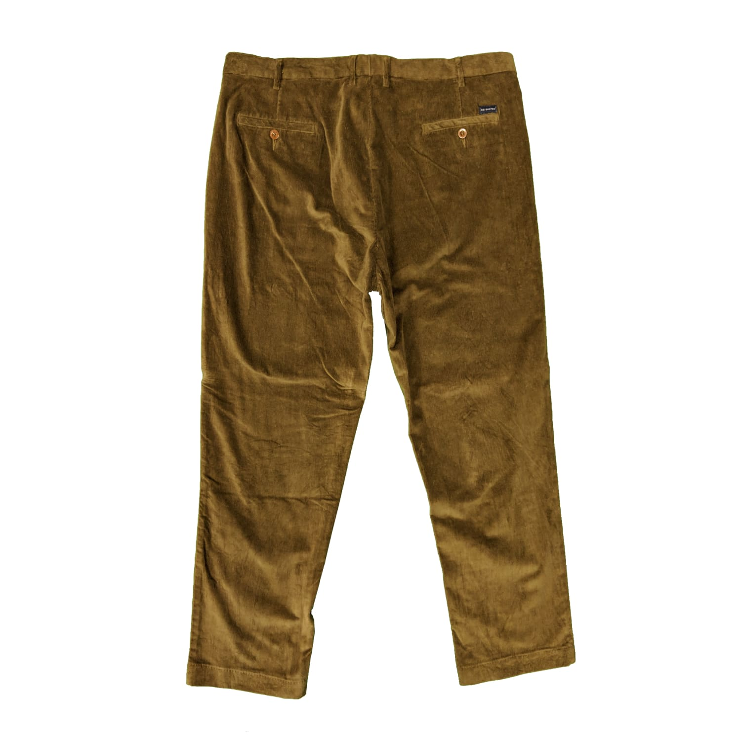 Ed Baxter Stretch Cords - EB222 - Olive 1