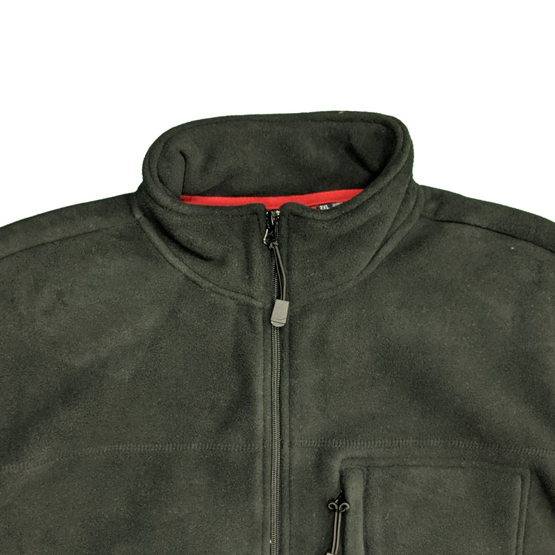 Espionage Full Zip Fleece - FL014 - Black 1
