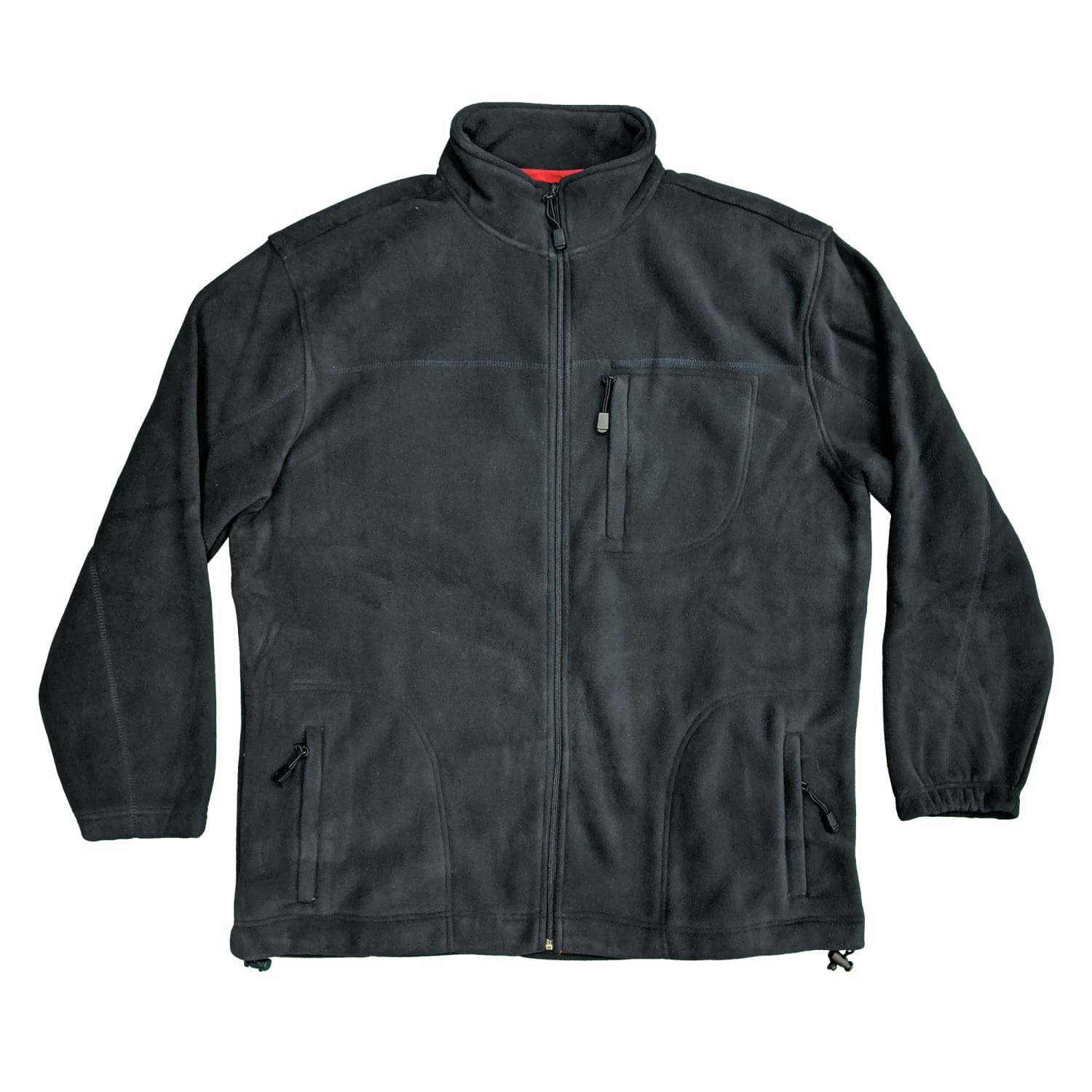 Espionage Full Zip Fleece - FL014 - Navy 1