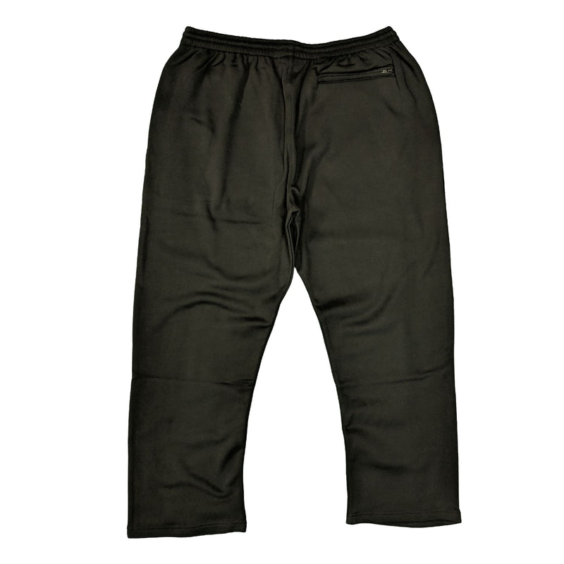 Espionage Joggers - JOG001 - Open Cuff - Black 1