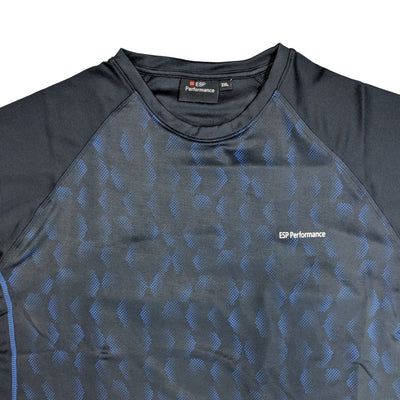 Espionage Performance T-Shirt - LW090 - Navy 2