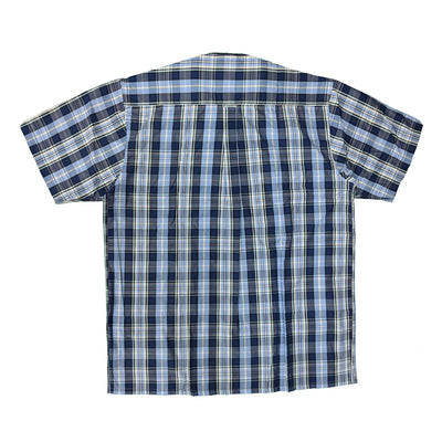 Espionage S/S Shirt - SH279 - Navy / White 4